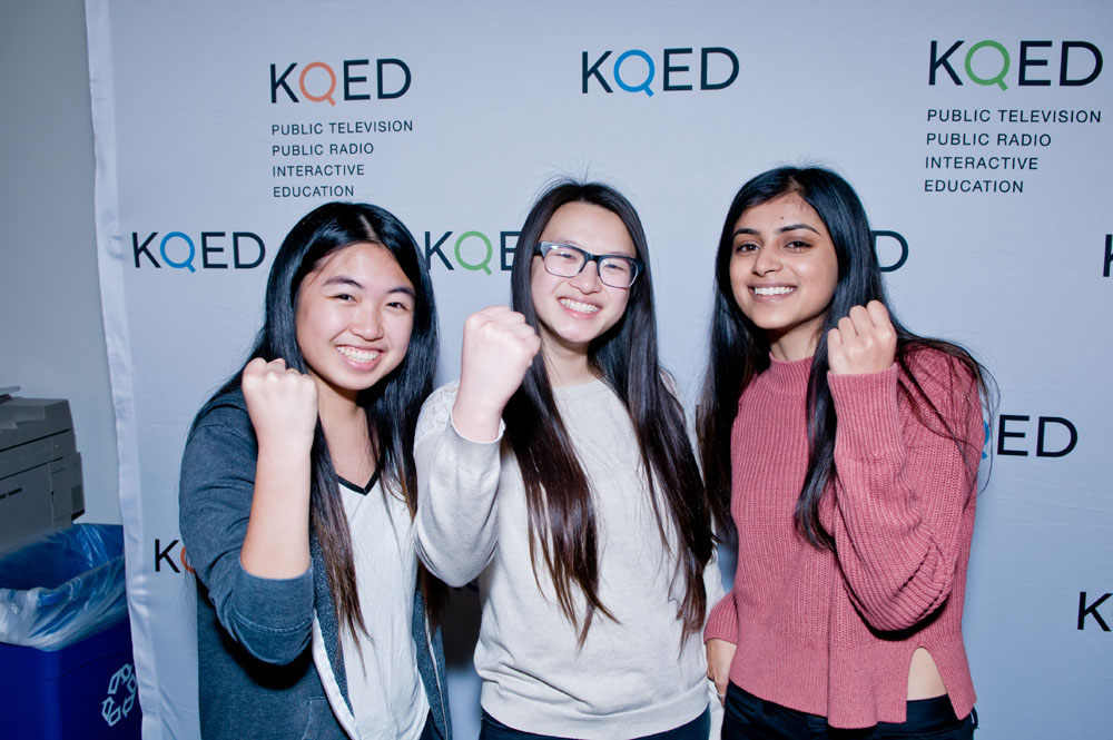 pic of directors at kqed event